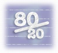 IT Departments Need To Apply The 80/20 Rule To Support Work